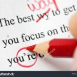 Editing, proofreading, manuscripts from authors